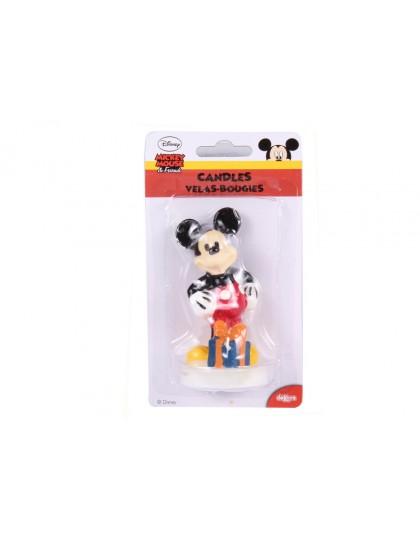 Disney gyertya Mickey Mouse